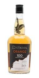 Dictador 100 months Orange  0.7l