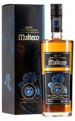Malteco aňejo suave 10  0.2l