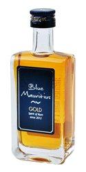 Blue Mauritius Gold miniaturka 0.05l
