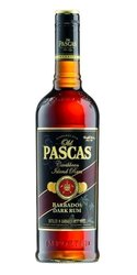Old Pascas Dark Barbados  1l