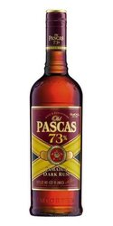 Old Pascas Dark 73 Jamaica  0.7l