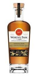Worthy Park Single Estate Reserva  0.7l