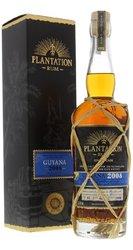 Plantation Single cask 2008 Guyana  0.7l