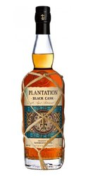 Plantation Black cask Barbados & Fiji  0.7l