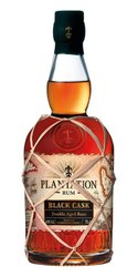Plantation Black cask Barbados & Jamaica  0.7l