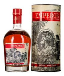 Emperor Sherry cask finish  0.7l