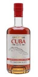 Cane Island Cuba Extra old  0.7l