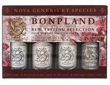 Bonpland Tasting Selection  4x0.05l