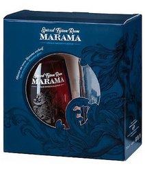 Marama Spiced Fiji dárková kazeta  0.7l