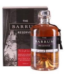 Barrum Reserves the Single Spiced Vanilla  0.7l