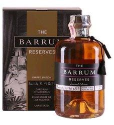 Barrum Reserves Barrel no. 46 & 51  0.7l
