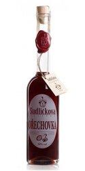 Ořechovka Sudlička dárková lahev  0.2l