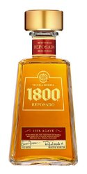José Cuervo 1800 reposado  0.7l