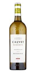 Bordeaux blanc Calvet  0.75l