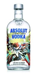 Absolut Blank edition Kinsey  0.7l