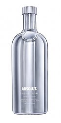 Absolut Electric silver  0.7l