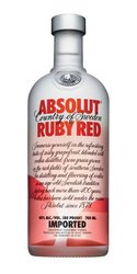 Absolut Ruby red  1l