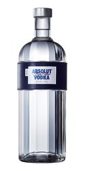 Absolut blue Mode edice  1l