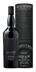 Oban Bay Reserve Game of Thrones Nights Watch  0.7l