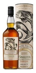 Singleton Game of Thrones ltd. House Tully  0.7l