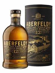 Aberfeldy 12y ltd.  0.7l