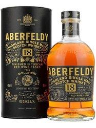 Aberfeldy 18y  0.7l