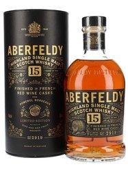 Aberfeldy 15y  0.7l