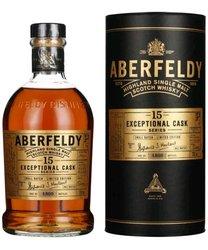 Aberfeldy Exceptional cask 15y  0.7l