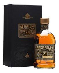 Aberfeldy 21y ltd.  0.7l