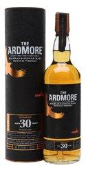 Ardmore limitovaná edice 30 leté whisky z roku 1987  0.7l