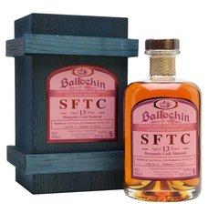 Ballechin SFTC 2004 Burgundy cask 13y  0.5l