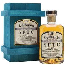 Ballechin SFTC 2008 Bourbon cask 10y  0.5l