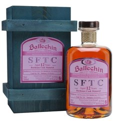 Ballechin 12y 2005 Bordeaux cask  0.5l