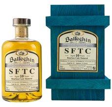 Ballechin SFTC 2009 Bourbon cask 10y  0.5l