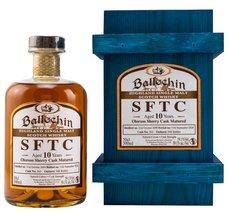Ballechin SFTC 2009 Oloroso cask 10y  0.5l