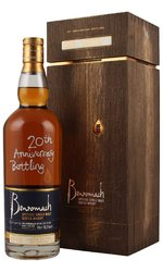 Benromach 20th anniversary 1998  0.7l