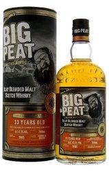 Big Peat 33y 85 cask GT 47.2%0.70l