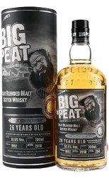 Big Peat Platinum ed. 26y  0.7l