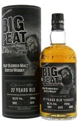 Big Peat Black ed. 27y  0.7l