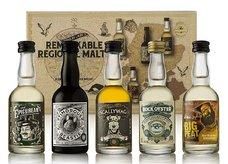 Douglas Laing & Co Remarkable Regional Malts  5x0.05l