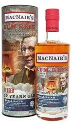 MacNairs Peated 12y  0.7l