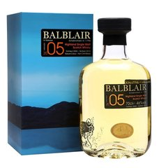 Balblair 2005  0.7l