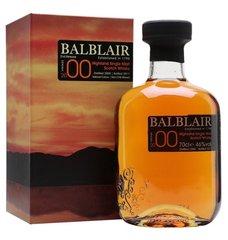 Balblair 2000  0.05l