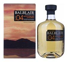 Balblair 2004 Bourbon cask  1l
