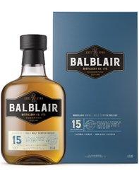 Balblair 15y  0.7l