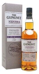 the Glenlivet Nadurra Oloroso matured  0.7l