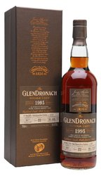 the GlenDronach 1995 Single cask 22y  0.7l