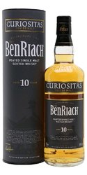 BenRiach Curiositas 10y  0.7l