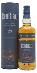 Benriach 21y  0.7l