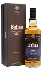 Benriach Dunder 22y  0.7l